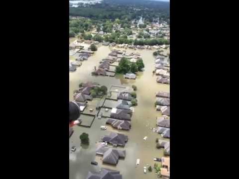 Baton Rouge LA Flood 2016
