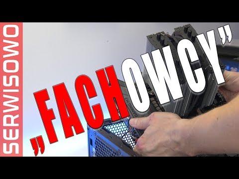 Poprawka Po Dużym Sklepie Internetowym Czyli Problemy Łukasza Z Jego Komputerem - VBTpc