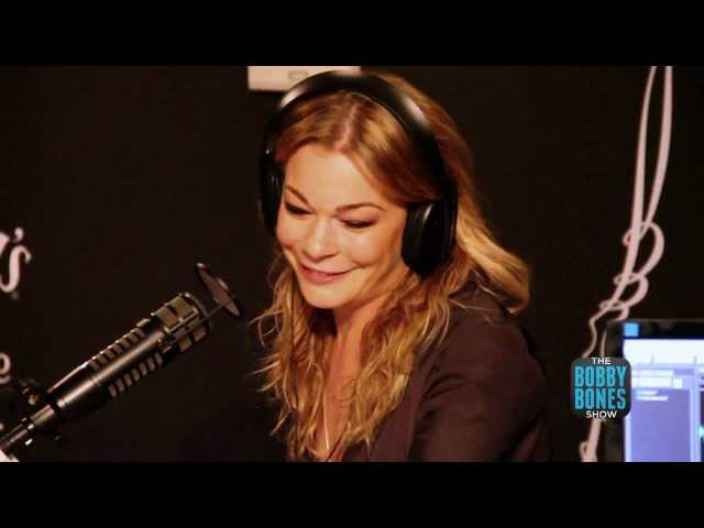 LeAnn Rimes On The Bobby Bones Show