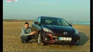 2012 Mazda 3 Hatchback / Тест-драйв