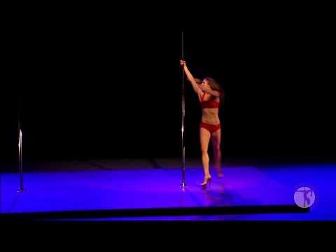 2012 USPDF Amateur compulsory- Lara Michaels
