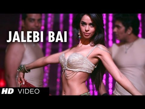 'Jalebi bai' (video song) 'Double Dhamaal' Feat. Mallika Sherawat