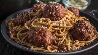 Traeger Grills: Smoked Italian Meatballs