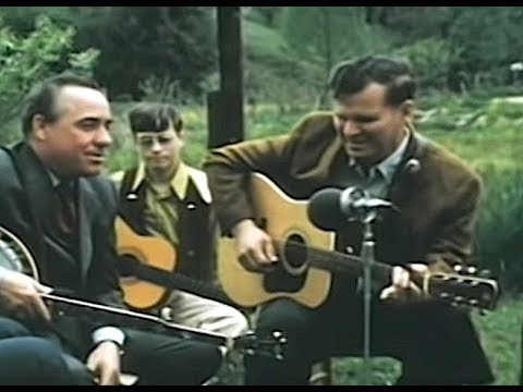 Doc Watson & Earl Scruggs Play At Doc's Home