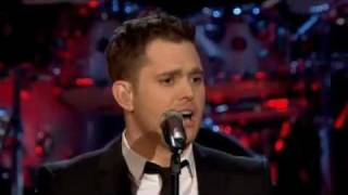 Watch Michael Buble Cry Me A River video