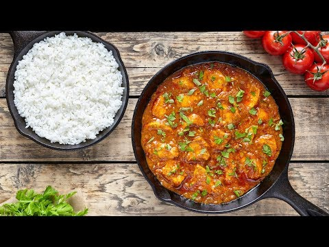 How To Make A Vegan Curry