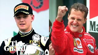 Mick Schumacher: 'Being compared to my father was never a problem for me'