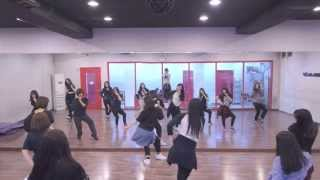 Demi Lovato-Let It Go(Frozen OST) choreography by nydance10