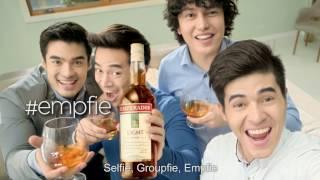 Emperador Light #EMPfie 30s TVC