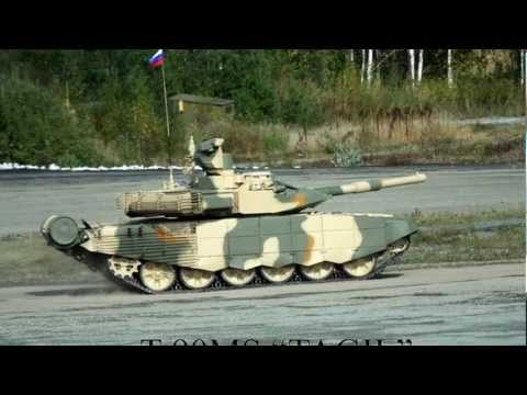 "T-90MS ""TAGIL"" The new Russian tank in action from UralVagonZavod"