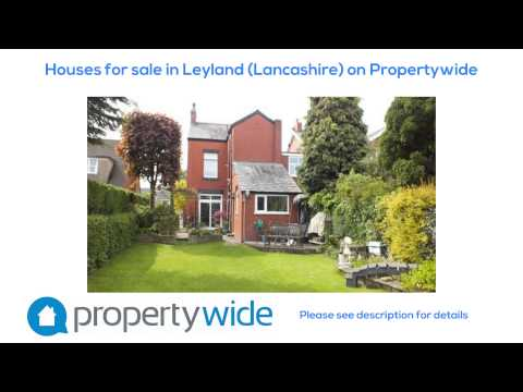 Houses for sale in Leyland (Lancashire) on Propertywide