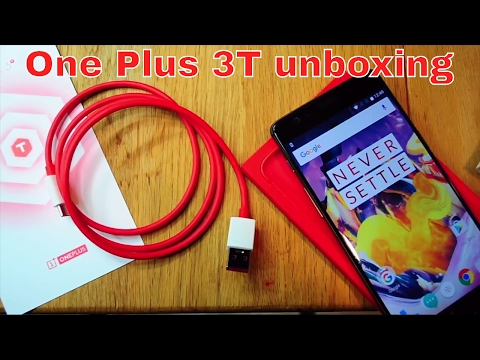 one plus 3T unboxing part 1 stay tuned for part 2 of specs and performance