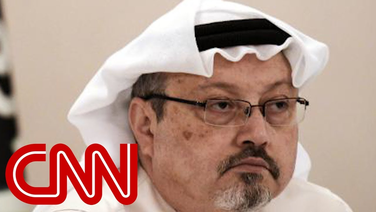 Saudis confirm death of Jamal Khashoggi