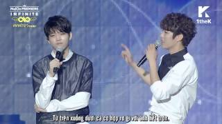 [I7VN][Vietsub][MelOn Premiere Showcase Part 2]  INFINITE - Bad