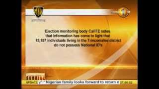 News 1st Prime time Sunrise english 7 AM 20th Octomber 2014