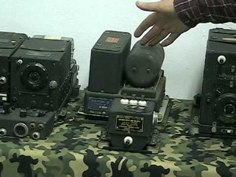 INFOAGE MUSEUM Military Electronics-SCR-274-N