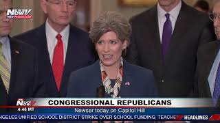 DAY 25: Congressional Republicans Speak on Capitol Hill During Government Shutdown