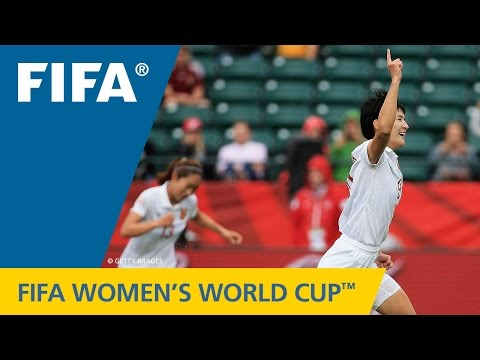 HIGHLIGHTS: China PR v. Cameroon - FIFA Women's World Cup 2015