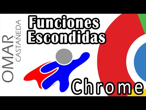 FUNCIONES ESCONDIDAS DE GOOGLE CHROME