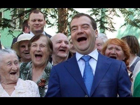 Медведев заявил, что в деревнях «не нужно такого количества населения