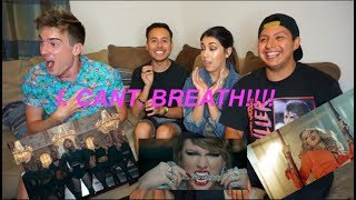 Download Lagu Taylor Swift - Look what you made me do music video {REACTION} Gratis STAFABAND