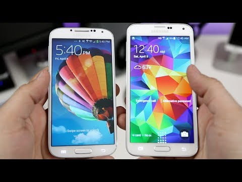 Samsung Galaxy S5 vs Galaxy S4: Worth The Upgrade?