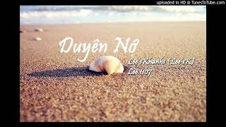 Watch Cam Ly No Duyen video