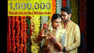 ACTRESS Sonu satheesh & Ajay  wedding Highlight 2017