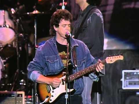 Lou Reed - Dirty Blvd. (Live at Farm Aid 1990)