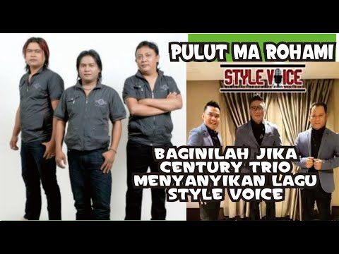PULUT MA ROHAMI  - CENTURY TRIO