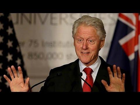 Billionaire Pimp Had 21 Phone #s For Bill Clinton