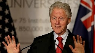 What Does 'Billionaire Teen Sex Pimp' Jeffrey Epstein & Bill Clinton Have To Talk About?