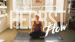 Herbstflow   Yoga mit Amber