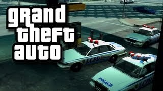 GTA - Cops and Robbers 4 - (Funny GTA Skit/Custom Gameplay)
