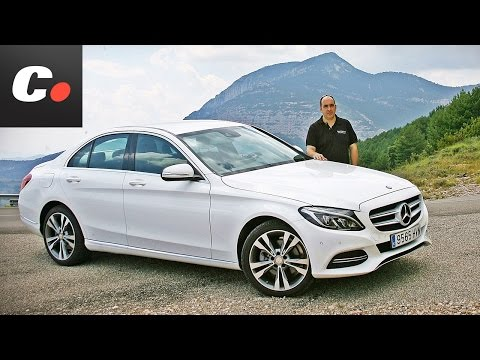 Mercedes-Benz Clase C - Prueba coches.net / Análisis / Test / Review en español