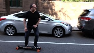 EPIC BOOSTED BOARD FAIL