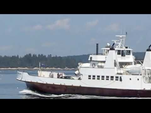 Rockland-Vinalhaven Ferry