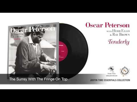 Oscar Peterson - Tenderly (Full Album)