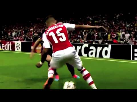 Alex Oxlade - Chamberlain 2014 | Keep On Running