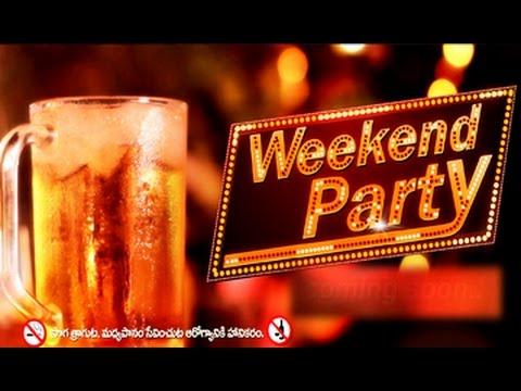 Weekend Party || Telugu Comedy Short Film || By Jagadish Ashadapu video