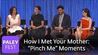 "How I Met Your Mother - The Cast's ""Pinch Me"" Moments"