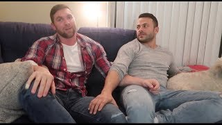 Giving Adam and Bernardo a hard time  ||  Husband & Husband #154