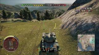 One In A Million Shot! (World Of Tanks Console)