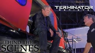 TERMINATOR: GENISYS | Arnold | Official Behind The Scenes (HD)