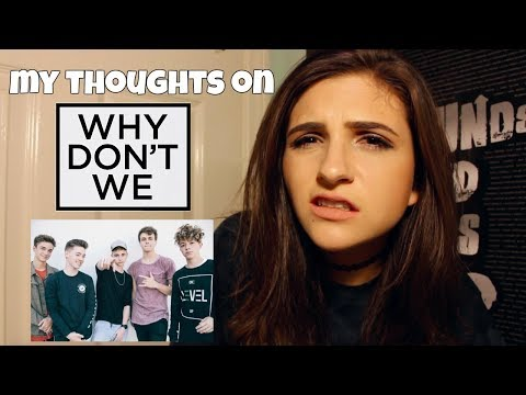 Download Lagu  Listening to WHY DON'T WE For The First Time Mp3 Free