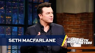 Seth MacFarlane Remembers How Boring Trump Was at His Comedy Central Roast