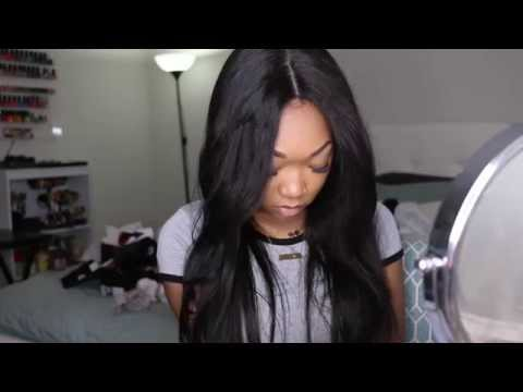 Virgin Brazilian Hair Silk Top Full Lace Wig Review -WowAfrican.com