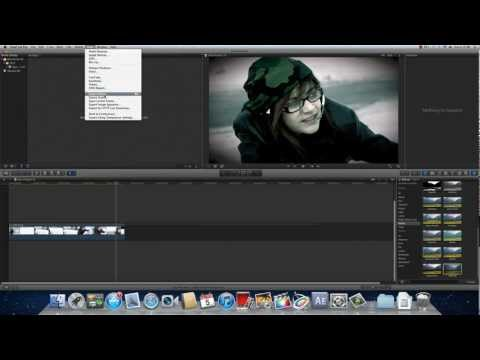 How To: Making Films More Cinematic On Final Cut Pro X video