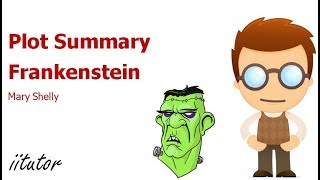 √ Plot Summary and Origins | Frankenstein | Mary Shelly | English