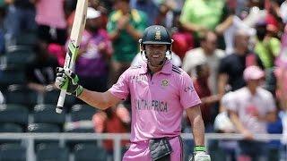 AB de Villiers Slams Fastest ODI Hundred